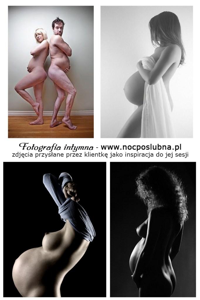 Pomysł na zdjęcia w ciąży