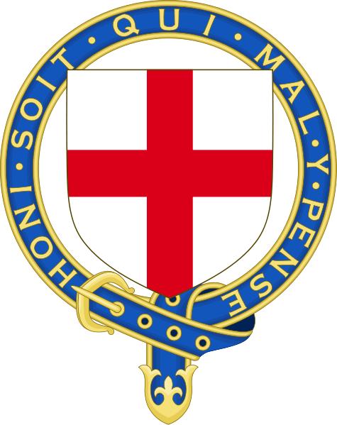 Order podwiązki - The Most Noble Order of the Garter