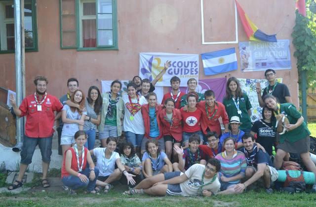 Voluntari la Nocrich