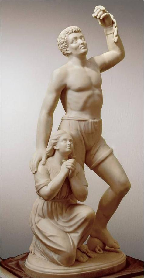 Sculptor by Edmonia Lewis