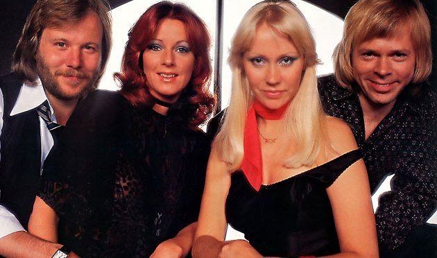 Meet ABBA: One of 12 Musical Recording Artist to be inducted into the *Swedish Music Hall of Fame  #NoCriticsJustArtists