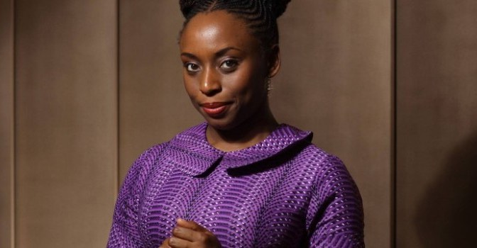 NCJA Book of the Month;  AMERICANAH by *Chimamanda Ngozi Adichie #NoCriticsJustArtists