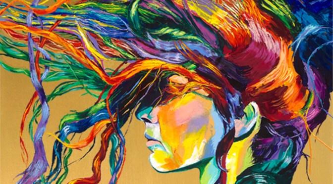 Meet Fine Artist & London Native – Linzi Lynn – #NoCriticsJustArtists