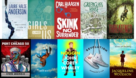 2014 Long List Young Peoples Literature