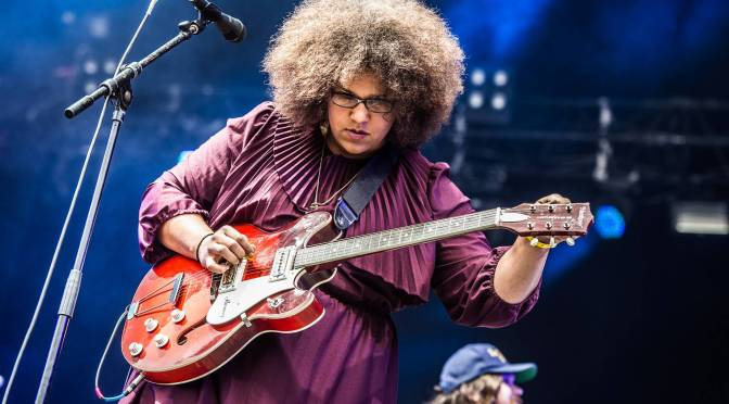 Semi-Oldie But Goodie by @alabama_shakes entitled; 'Hold On' #NoCriticsJustArtists