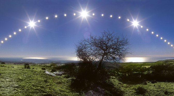 The Informed Artist: Winter Solstice – better known as 'The Longest Night of the Year' referencing the *Gregorian Calendar #NoCriticsJustArtists