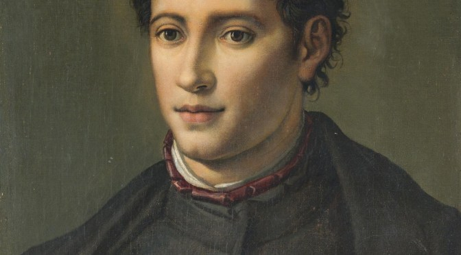 Art In Reflection: Former Duke of Florence(1532-1537), Alessandro de' Medici #NoCriticsJustArtists