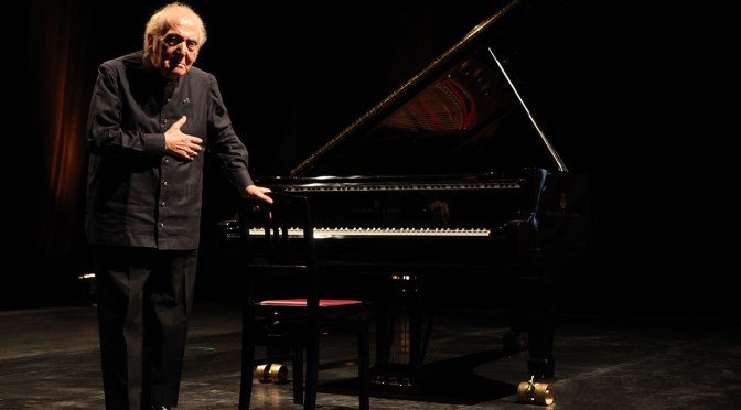 Art In Reflection: Meet Italian-French Pianist, Aldo Ciccolini #NoCriticsJustArtists