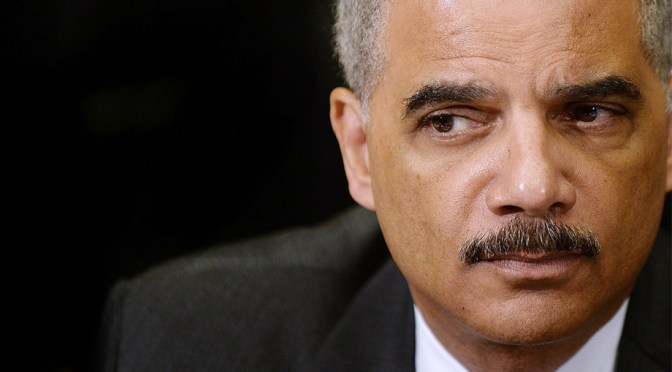 The Art of… Law – Meet: United States Attorney General, Eric Holder #NoCriticsJustArtists #ImageAwards