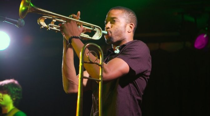 Meet Multi-Instrumentalist & Improvisation Connoisseur, Troy Andrews B.K.A. @tromboneshorty #NoCriticsJustArtists