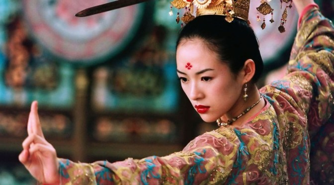 Meet Chinese Actress/Model, 章子怡 (Zhang Ziyi) #NoCriticsJustArtists