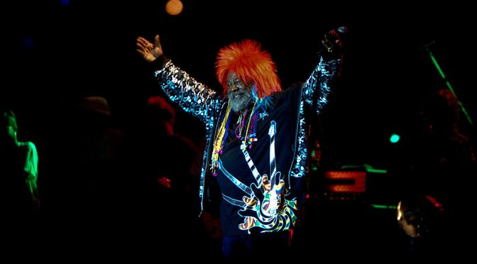 Oldie But Goodie: Atomic Dog by American P-Funk dominator & bandleader @george_clinton #NoCriticsJustArtists