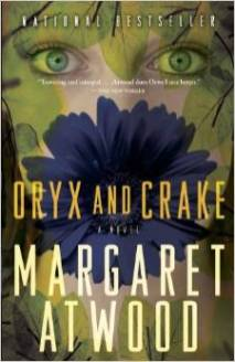 (May 2015) NCJA Book of the Month - Oryx And Crake