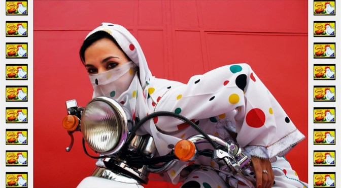 The 'Pop' Art Of… #Moroccan Master #Portraitist , Hassan Hajjaj #MoroccoArt #NoCriticsJustArtists #VisualArtist