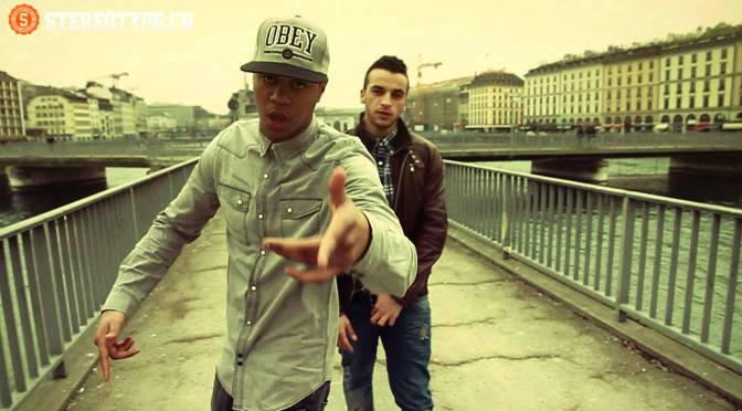 Check out The #SuperFresh #French #HipHop Duo, @LaKolok #NoCriticsJustArtists