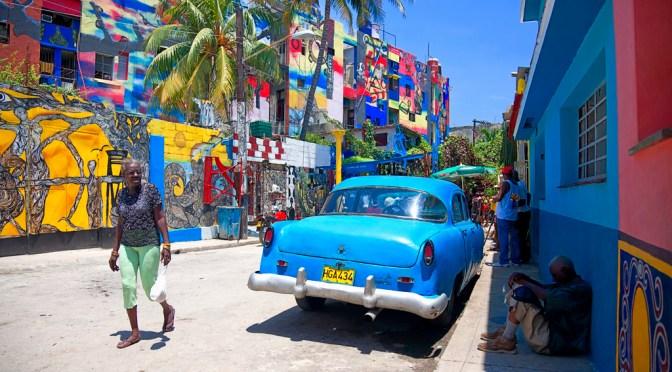 *FRESCO #Cuban #StreetArt #NoCriticsJustArtists