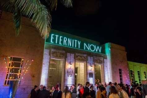 Sylvie Fleury - Bass Museum of Art - Eternity Now, 2015