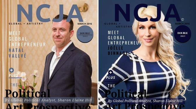 Check out The N C J A #Magazine – #March 2016 #Issue #NoCriticsJustArtists