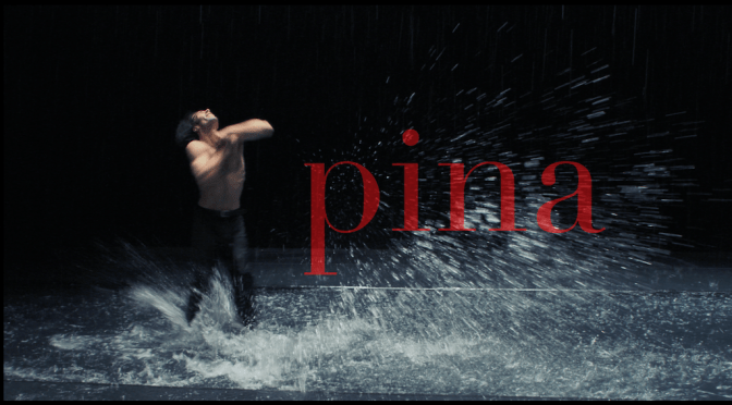 NCJA Global Motion Picture Of The Month: #PINA #NoCriticsJustArtists