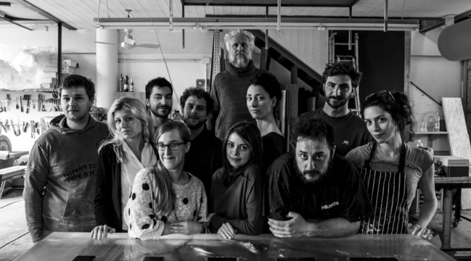 Visit *Studio Nucleo Collective directed by Piergiorgio Robino in #Torino #Italy #NoCriticsJustArtists