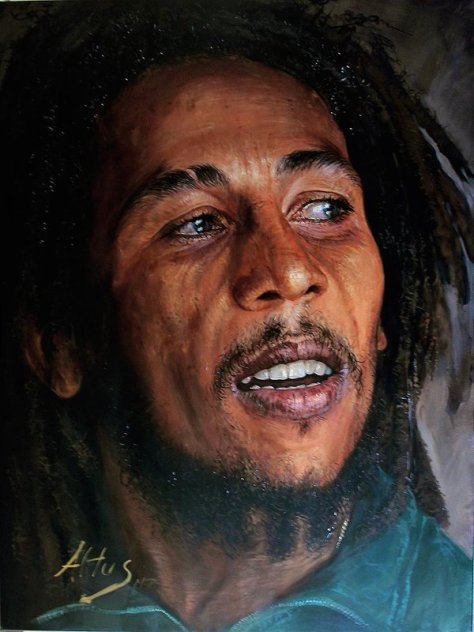 Bob Marley by Altus Art