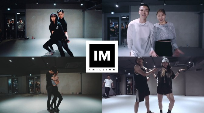 Game Changer(s) Of The Month – The @1MillionDance Studio in #Seoul #SouthKorea  #NoCriticsJustArtists