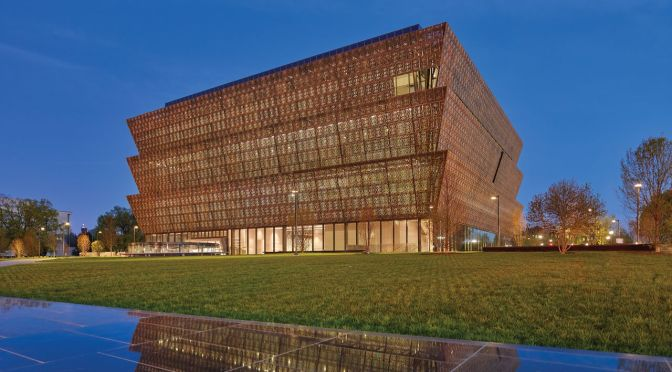 NCJA 'Musées du monde' [Museums Of The World] : @NMAAHC Museum( #APeoplesJourney ) cc: @Smithsonian in #Washington,  #DC #USA #NoCriticsJustArtists