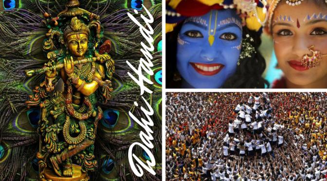 Did You Miss It! The 2016 Dahi Handi Indian Festival [ B.K.A #KrishnaJanmashtami ] #NoCriticsJustArtists