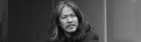 Lavrente Indico Diaz aka Lav Diaz is a filmmaker from the Philippines. He works as director, writer, producer, editor, cinematographer, poet, composer, production designer and actor all at once.