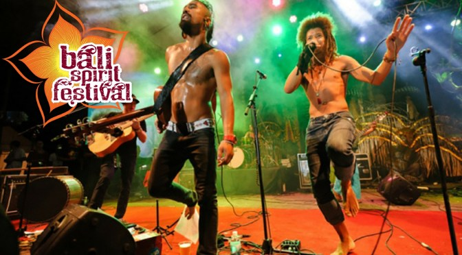Will you be there??? The 2018 @BaliSpiritFest in #Bali #Indonesia #NoCriticsJustArtists