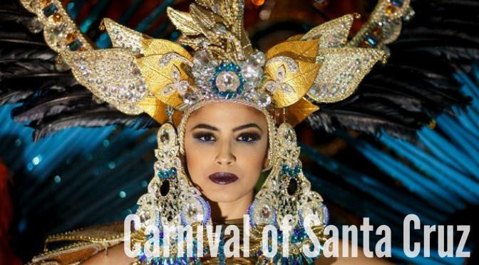 Meet past 'Queen' of Carnival of Santa Cruz de Tenerife(Spain) #NoCriticsJustArtists