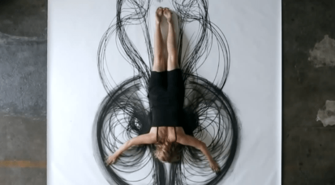 The Infusion of movement* and fine art- meet: Heather Hansen @Presentry #NoCriticsJustArtists