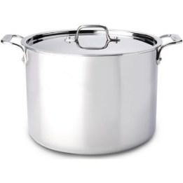 All clad 12 qt stock pot