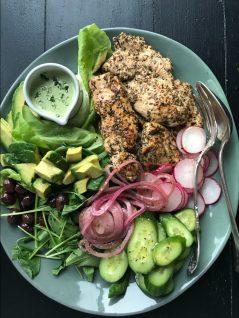 Passport Chicken Salad