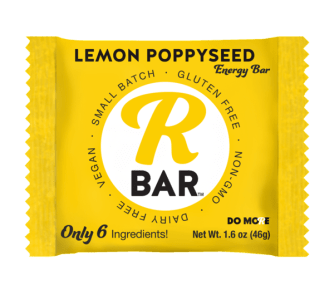 Lemon poppyseed r bar