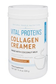 gingerbread collagen creamer