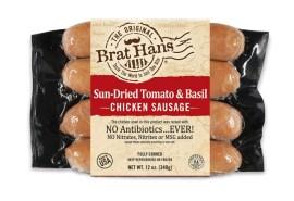 sundried tomato sausage