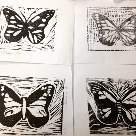 First prints