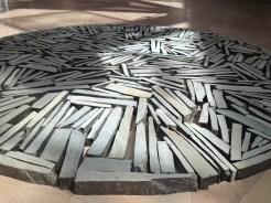 Richard Long piece at the NGA