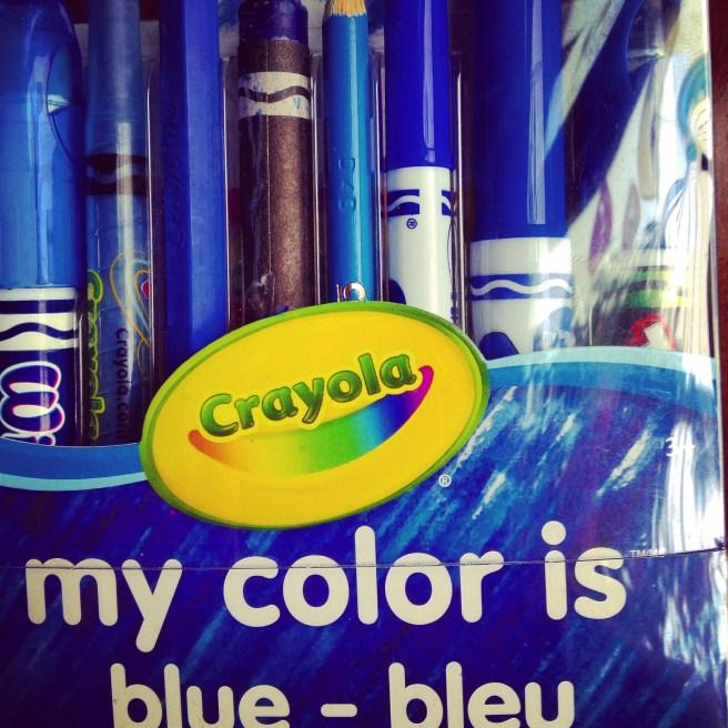 Crayola color packs