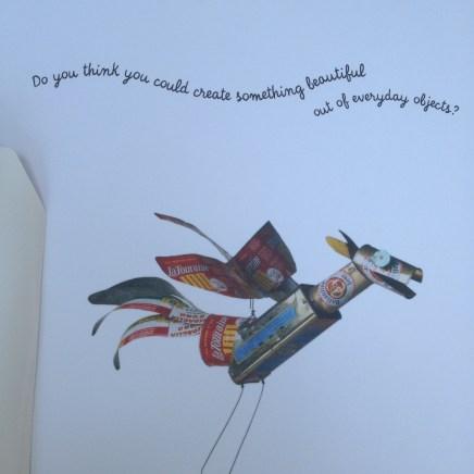 Inside the Calder book