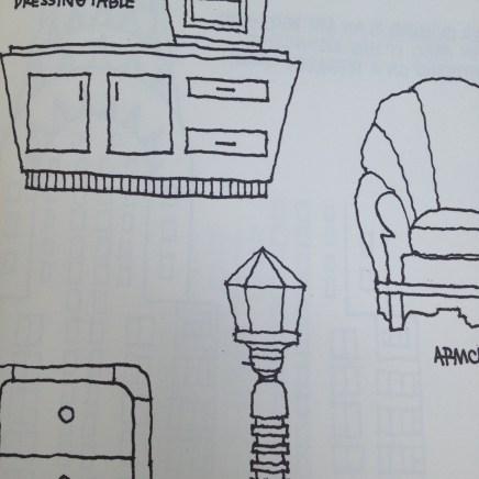 Inside Draw Me A House
