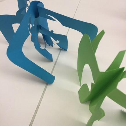 Calder paper stabiles