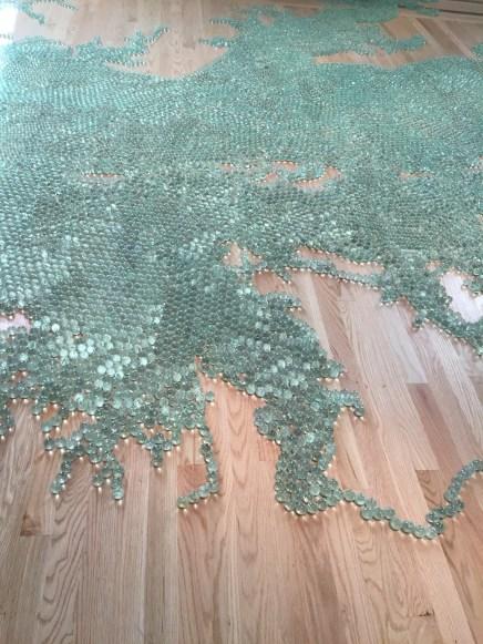 Maya Lin - Folding the Chesapeake