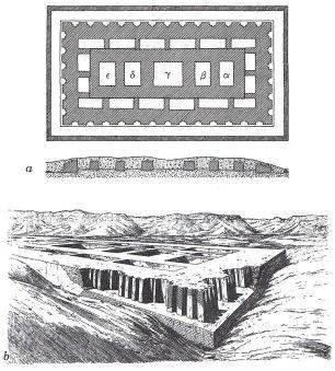 De grote tombe van Naqada