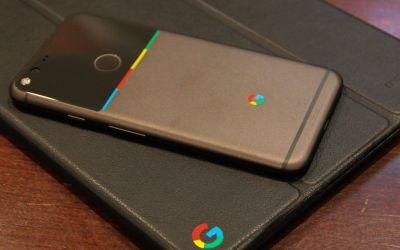 Google está creando su propia línea de smartphones.