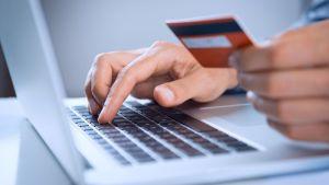 El gasto medio en compras online crece