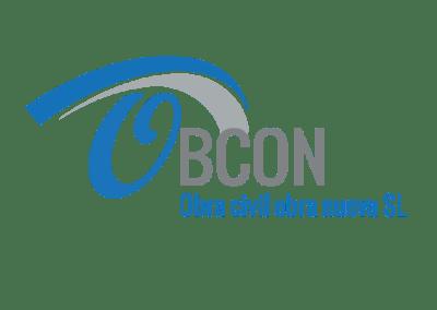 Diseño de Logotipo para empresa de construcción y obra Obcon