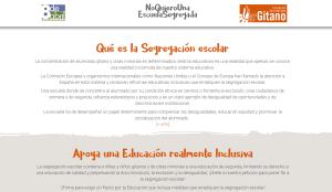 Diseño web madrid para organización Implicate sl