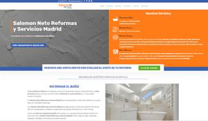 diseno pagina web madrid